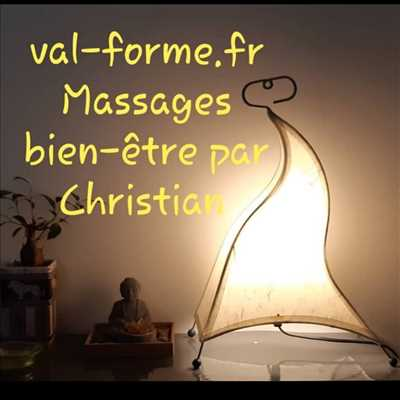Exemple massage n°2077 zone Doubs par VAL-FORME