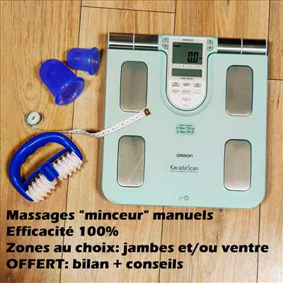 Photo massage n°2078 à Pontarlier par VAL-FORME