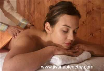Photo massage n°2132 zone Indre par Trina