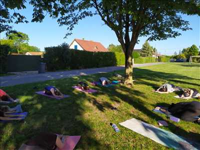 Photo Yoga n°2162 à Épernay par Rêve de yoga